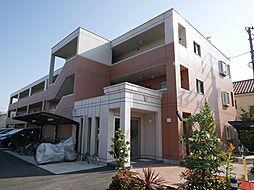 神奈川県海老名市今里3丁目の賃貸マンションの外観
