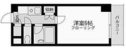 サクセスビル[4階]の間取り