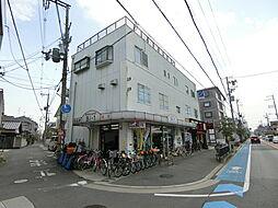 大阪府枚方市都丘町の賃貸マンションの外観
