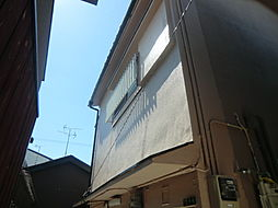 大阪府大阪市生野区中川東2丁目の賃貸アパートの外観