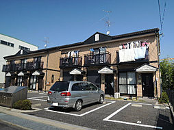 [テラスハウス] 滋賀県栗東市大橋5丁目 の賃貸【/】の外観