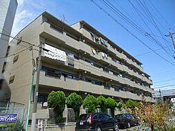 愛知県名古屋市名東区藤見が丘の賃貸マンションの外観