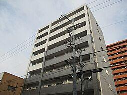 パークフラッツ新大阪[5階]の外観