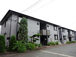 カーサ江戸屋敷A棟[106号室]の外観