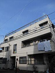 埼玉県さいたま市大宮区桜木町1丁目の賃貸マンションの外観