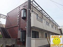 シャンテ津田沼 B[203号室]の外観