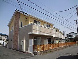 [テラスハウス] 東京都八王子市諏訪町 の賃貸【/】の外観