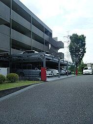 神奈川県横浜市青葉区大場町の賃貸マンションの外観