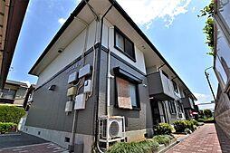 大阪府松原市天美南2丁目の賃貸アパートの外観