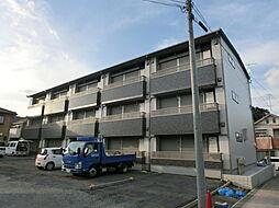 神奈川県川崎市多摩区菅仙谷2丁目の賃貸アパートの外観