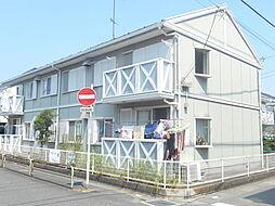 アークガーデンB[1階]の外観