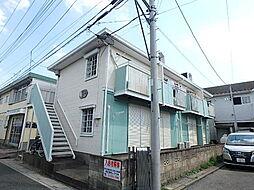 埼玉県さいたま市北区宮原町3丁目の賃貸アパートの外観