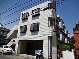 東京都八王子市めじろ台3丁目の賃貸マンションの外観