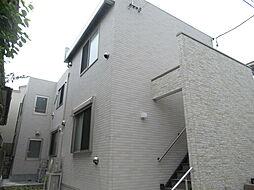 [一戸建] 東京都杉並区梅里2丁目 の賃貸【東京都 / 杉並区】の外観