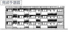 ポラリス K[103号室]の外観