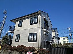 あざみ野ガーデンヒルズA[101号室]の外観