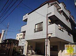 千葉県船橋市西船5丁目の賃貸マンションの外観