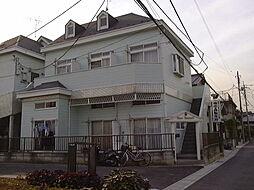 ブルーメ谷塚38[1階]の外観