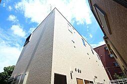 東京都足立区本木2丁目の賃貸アパートの外観