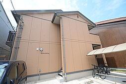 大阪府堺市堺区一条通の賃貸アパートの外観