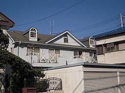 埼玉県川口市芝高木1の賃貸アパートの外観