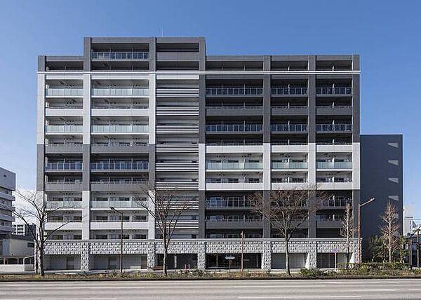 ガーラ・プレシャス川崎[2階]の外観