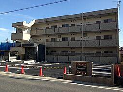 愛知県春日井市西本町2丁目の賃貸マンションの外観