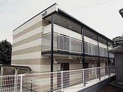 ZAION[2階]の外観
