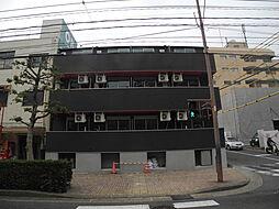長崎県長崎市若葉町の賃貸アパートの外観