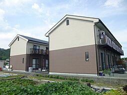 三重県多気郡大台町弥起井の賃貸アパートの外観