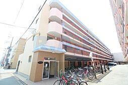 大阪府大阪市住吉区山之内3丁目の賃貸マンションの外観