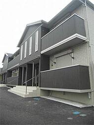 神奈川県相模原市中央区上矢部5丁目の賃貸アパートの外観