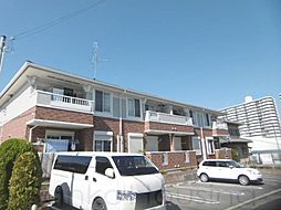 大阪府堺市中区深阪1丁の賃貸アパートの外観