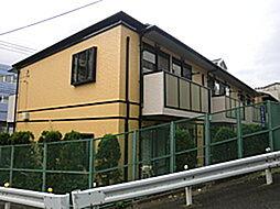 埼玉県和光市丸山台3丁目の賃貸アパートの外観