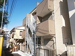 神奈川県横浜市西区境之谷の賃貸アパートの外観