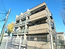 東京都多摩市関戸3丁目の賃貸マンションの外観
