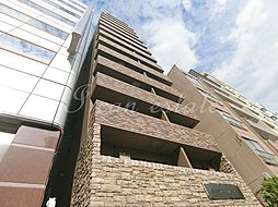 レジディア銀座東[6階]の外観
