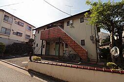 ハウス岡沢No.2[203号室]の外観
