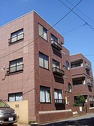 千葉県船橋市習志野台2丁目の賃貸マンションの外観