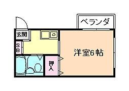 アイミーハウス[3階]の間取り