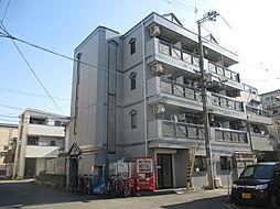 コラール小松[1階]の外観