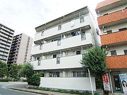 コーポオリエール[3階]の外観