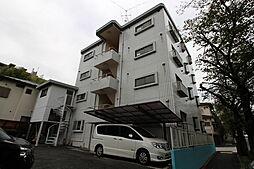 WHITE HOUSE[3階]の外観