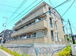 神奈川県川崎市麻生区片平7丁目の賃貸アパートの外観