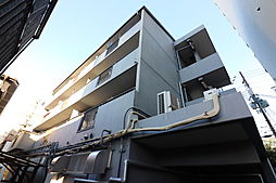 コーポ三上[3階]の外観