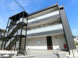 リブリ・辻堂ハイツ[3階]の外観