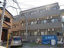 埼玉県所沢市西所沢2丁目の賃貸マンションの外観