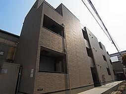 兵庫県神戸市須磨区小寺町2丁目の賃貸アパートの外観
