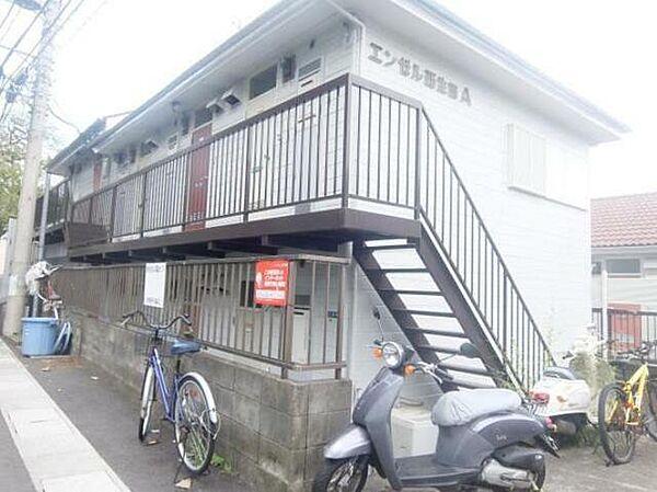 エンゼル西生田 2階の賃貸【神奈川県 / 川崎市多摩区】
