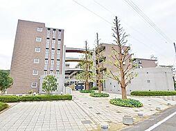 ティーズガーデン稲城[3階]の外観
